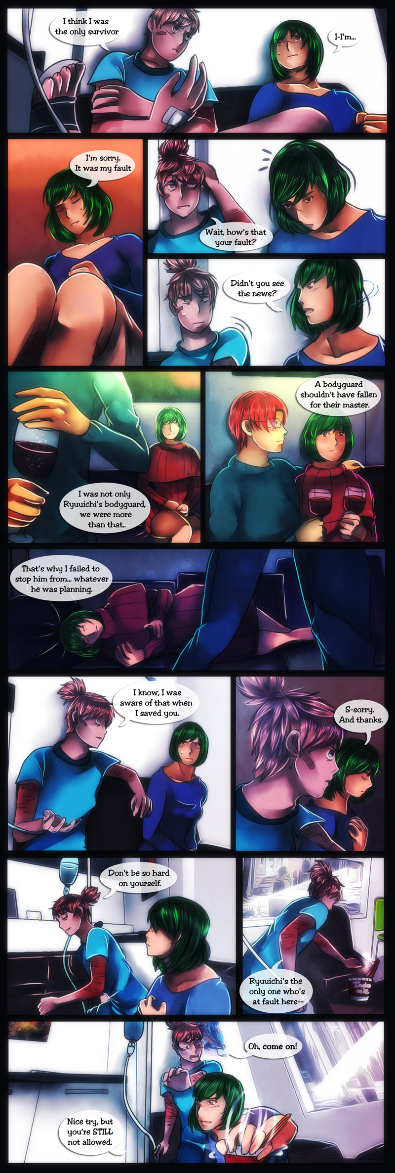 Ch 6 - Pg 12 - Don't Be So Hard On Yourself